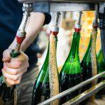 Filling magnum bottles
