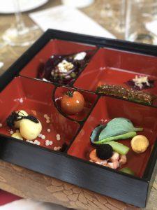 Awesome starter danish bento box