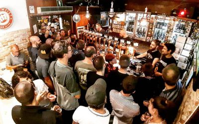 Meet the Brewer in Roma – Ma Che Siete Venuti a Fa'