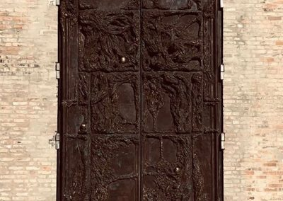 1. The Door into what really was another world!
